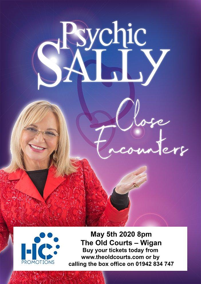 An evening with Sally Morgan