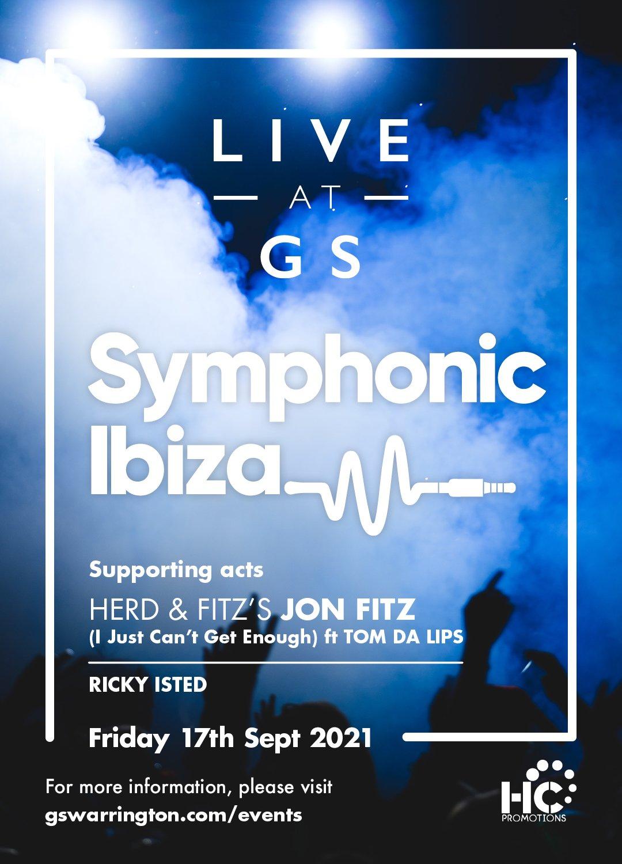 Symphonic Ibiza + Special guests